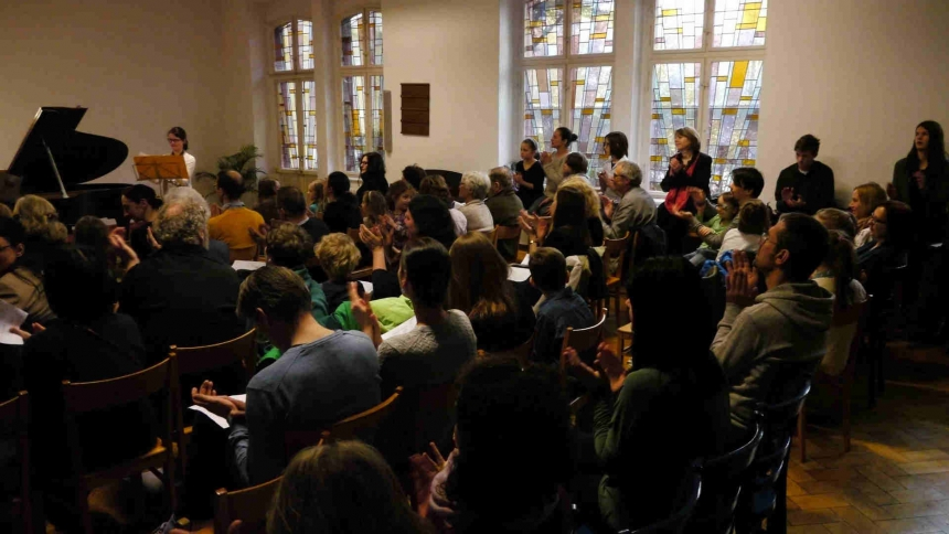 Klavierschule Berenstein 8.Schülerkonzert